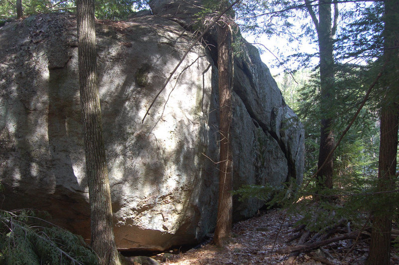 The South Seas Boulder