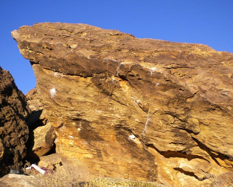 "Rock Climbing Photo: ""Riggs Hill"" is comprised of the Morriso..."