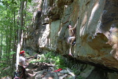 Rock Climbing Photo: Bradley K.