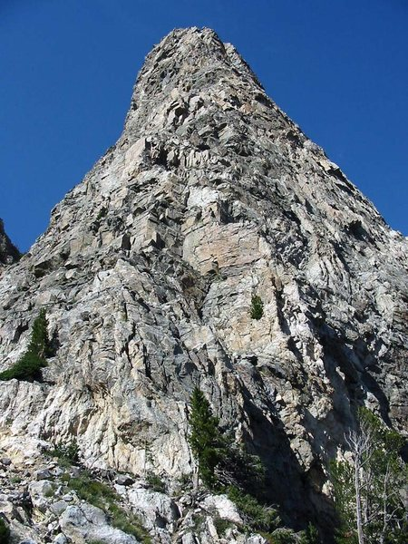 SW Ridge of Symmetry Spire