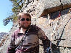 Rock Climbing Photo: in the gunks