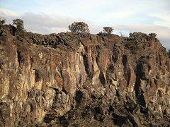 Rock Climbing Photo: Massacre Rocks