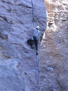 Rock Climbing Photo: As noted, it's straight in straightforward after t...