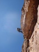 Rock Climbing Photo: Mickey Goes to Vegas, Jacks Canyon
