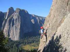 East Buttress of El Cap