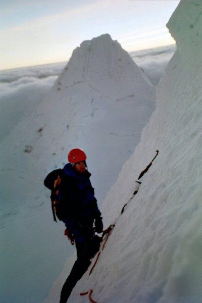 Rock Climbing Photo: Quitaraju