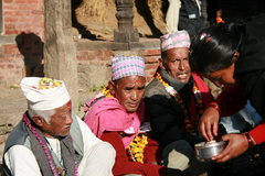 Rock Climbing Photo: Wonderfull faces of Nepal