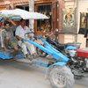 Local transport in Kathmandu
