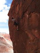 Rock Climbing Photo: Paralyzed photo: Matt