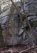 Rock Climbing Photo: Hippies Anonymous