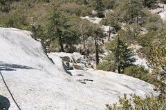 Rock Climbing Photo: Taquitz - Fingertrip Agina at our 2nd pitch off ro...