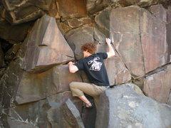 Rock Climbing Photo: ;ojtsr;ogan