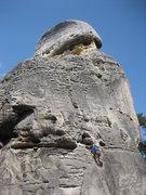 Rock Climbing Photo: Climb Bohemian Paradise