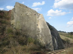 Rock Climbing Photo: Hlubocepy Plotny
