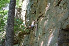 Rock Climbing Photo: Bradley cruising Unnamed 1