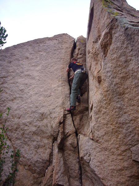 Rock Climbing Photo: V0+