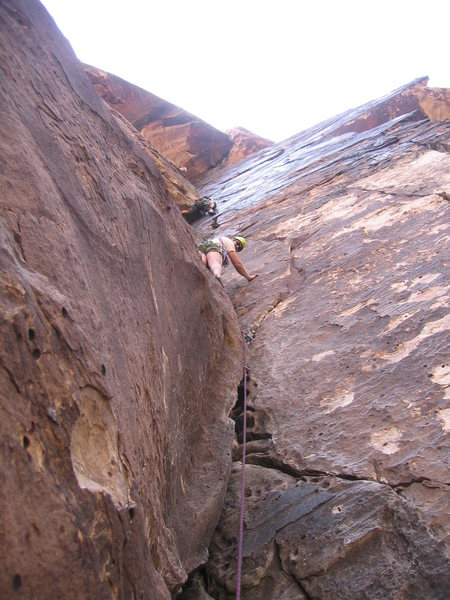 On the excellent 3rd pitch.