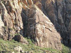 Rock Climbing Photo: Necromancer Wall