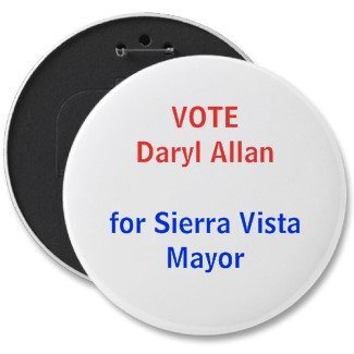 Daryl Allan for Mayor