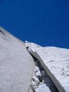 Rock Climbing Photo: Great White Book, Tuolumne.