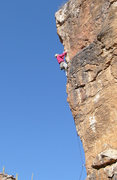 Rock Climbing Photo: Eric Ruljancich rotated this photo which gives you...