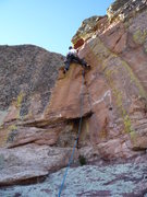 Rock Climbing Photo: Short but sweet. Photo: Mark Roth.