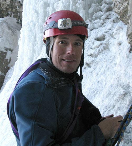 Rock Climbing Photo: Canadian Rockies Ice 2008.