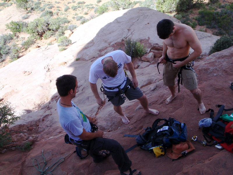 Rock Climbing Photo: wait, what does yours look like...cuz mine doesn't...