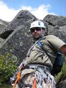 Rock Climbing Photo: shane soucy