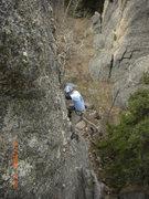 Rock Climbing Photo: Lander's Turkey shoot
