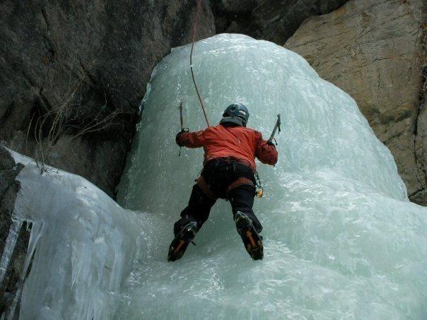 Rock Climbing Photo: Hidden falls