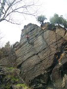 Rock Climbing Photo: The Main face