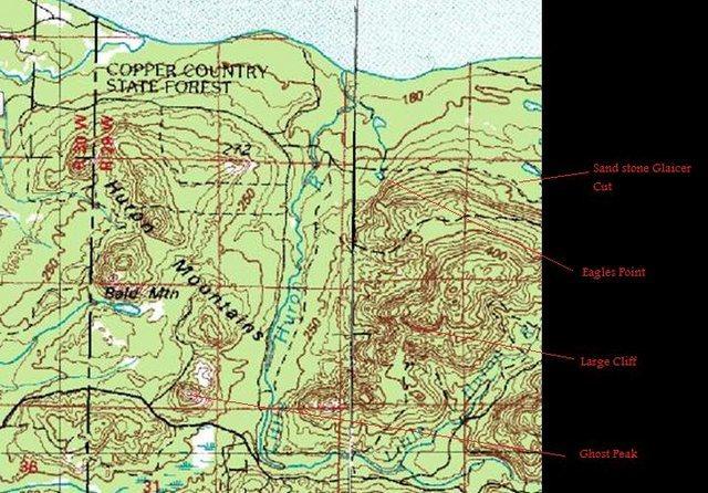 Map of Range