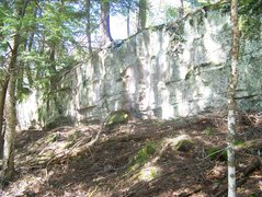 Rock Climbing Photo: The Cut