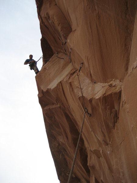 Rock Climbing Photo: Zipper 12c