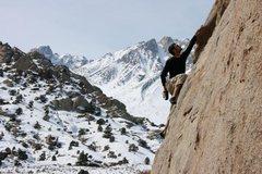 Rock Climbing Photo: The ubiquitous sunshine boulder pic