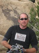 Rock Climbing Photo: The desert!