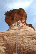 Rock Climbing Photo: If you've been here, you know this one: the approa...