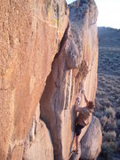 Rock Climbing Photo: Crimpy and technical, though a few folks have it w...