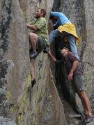 Rock Climbing Photo: Nemo