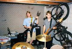 Rock Climbing Photo: Garage music