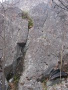 Rock Climbing Photo: The mossy