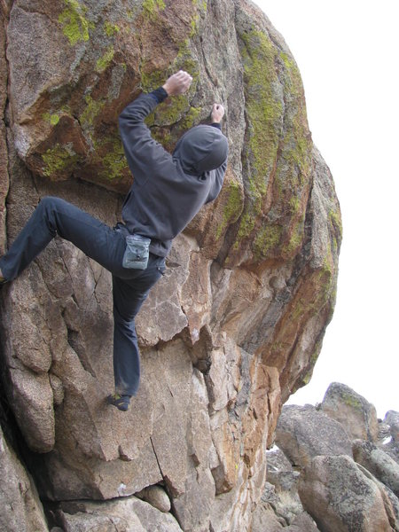 Rock Climbing Photo: A project that will go this summer, fo sho' or per...
