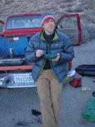 Rock Climbing Photo: Dirtbag!