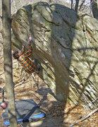 Rock Climbing Photo: Broken Dreams