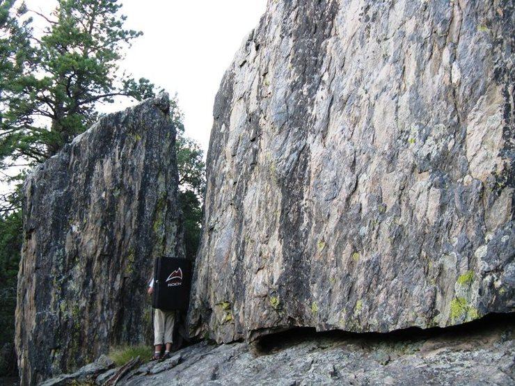 Rock Climbing Photo: Go nuggets!