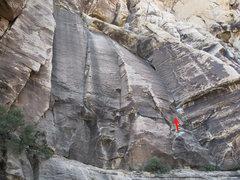 Rock Climbing Photo: Friendship Route