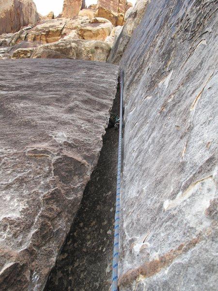 Rock Climbing Photo: Friendship Route p1.