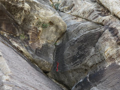 Rock Climbing Photo: Friendship Route p2.