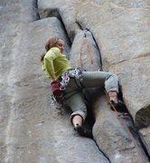 Rock Climbing Photo: country club